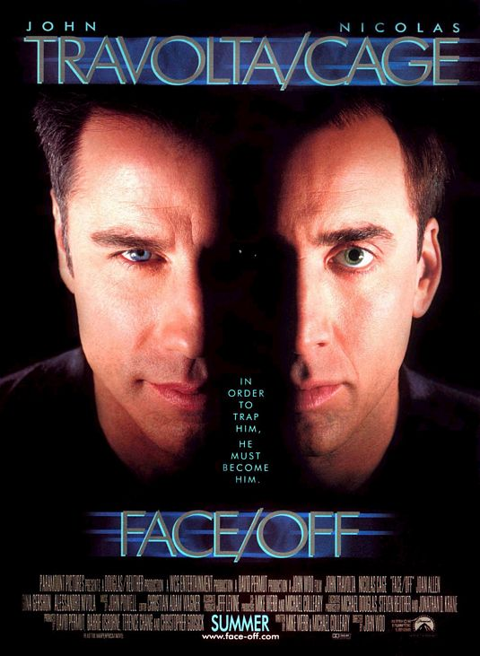 Free movie, Film shared: Face Off (1997)