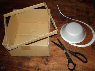 Tenés una caja de cartón? Entra taringuero!