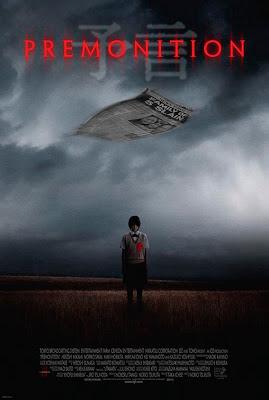 Filme Poster O Terror da Premonição DVDRip XviD e RMVB Dublado