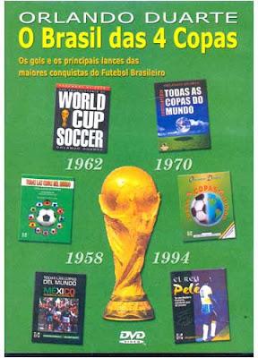 O Brasil das 4 Copas   Nacional