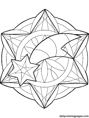 Coloring Pages Christmas Ornaments