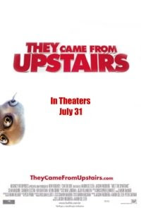 They Came From Upstairs Official Teaser Poster