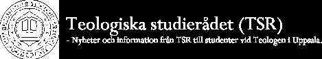 Teologiska studierådet (TSR)