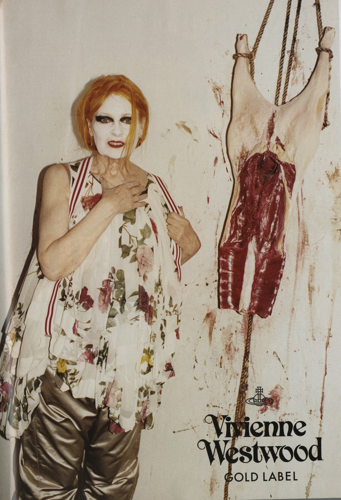 Style In Town Vivienne Westwood 2010 Campaign By Juergen