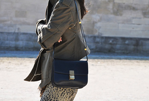 celine sale bags - Style in Town: Celine Classic Box Bag- Timeless perfection