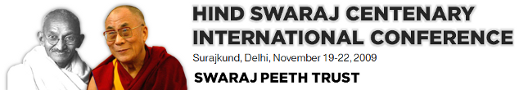 Hind Swaraj Centenary International Conference