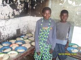 Ajudem as 50 crianças do orfanato de Luabo. O seu gesto faz diferença