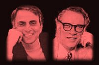Carl Sagan - Isaac Asimov