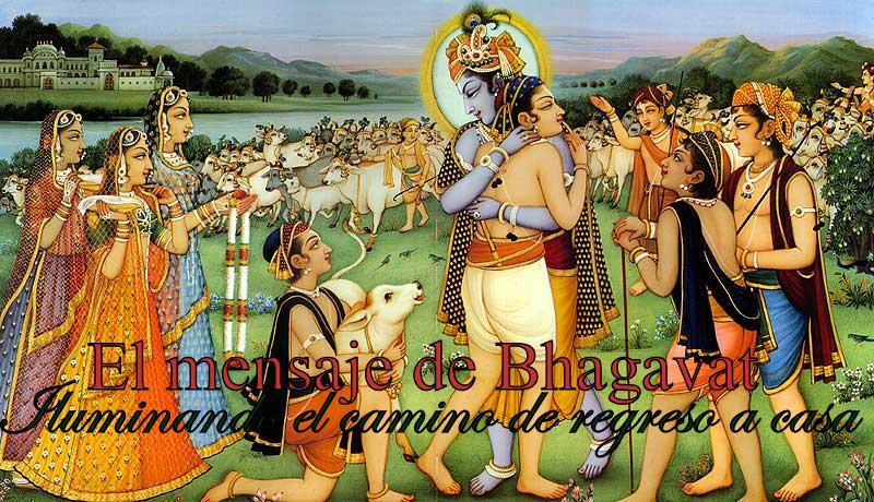 El Mensaje de Bhagavat