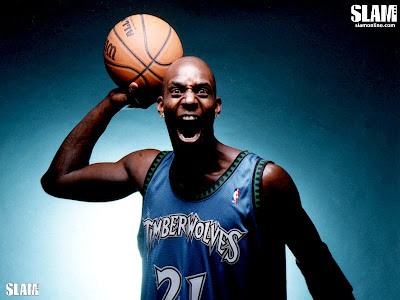Kevin Garnett Total Basket Ball