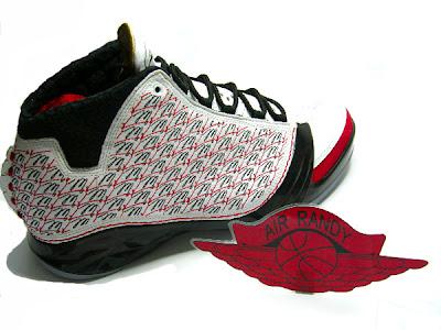 Air Jordan Eclipse Rot
