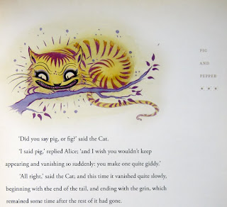 Camille Rose Garcia's Cheshire Cat