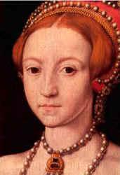 Ad essere emarginata fu Elisabetta, la cui presenza ricordava al padre il presunto tradimento di Anna Bolena. Jane Seymour diede alla luce il principe ... - MariaTudor_