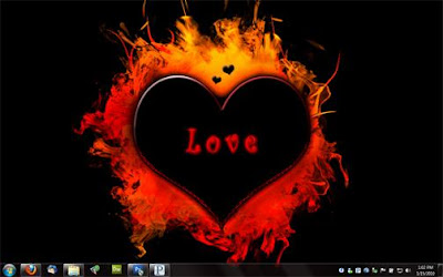 valentine day win 7 themes