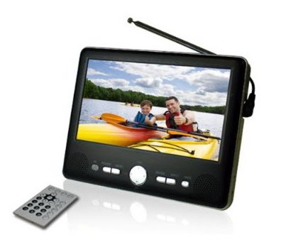 Axion AXN-8071 portable 7inch handheld LCD TV