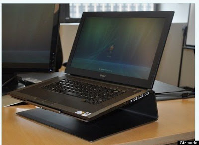Dell Latitude Z series with wireless charging