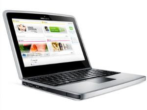 Nokia Booklet 3G HSPA - The first Netbook from Nokia