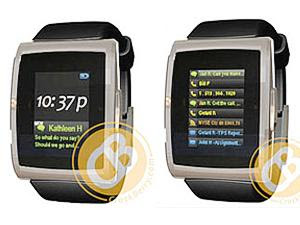 BlackBerry Watch - Inpulse Smartwatch