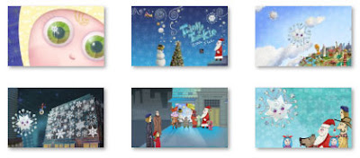 Free Download Christmas Themes for Windows 7 Twinkle Wish Theme from Microsoft