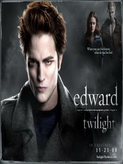 samsung corby s3650 twilight new moon wallpaper - Edward