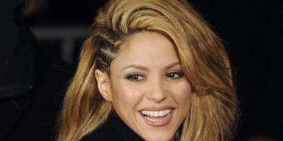 Shakira es la nueva imagen de Seat