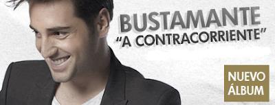 David Bustamante presentará hoy el sencillo de A contracorriente