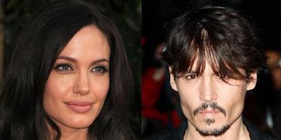 Angelina Jolie busca consuelo con Johnny Depp
