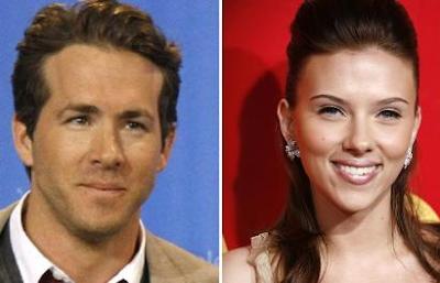 Ryan Reynolds y Scarlett Johansson también quieren adoptar