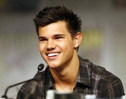 Taylor Lautner podría ser director de cine