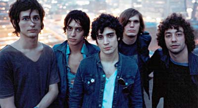 The Strokes no se separan