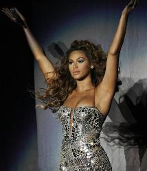 Beyoncé la Mujer del Año