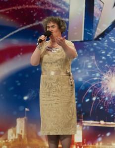 Album de Susan Boyle encabeza ventas en Amazon antes de salir al mercado