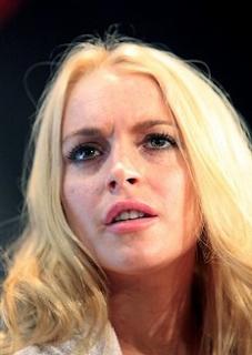 Lindsay Lohan desmintió los rumores de separación