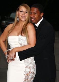 Mariah Carey y Nick Cannon tienen sexo telefónico