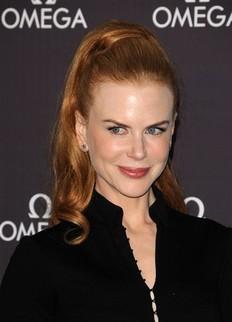 Nicole Kidman se estira la coleta para no tener arrugas