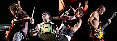 Los Red Hot Chili Peppers están trabajando en un nuevo álbum