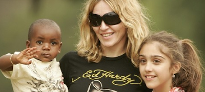 Madonna no descarta volver a adoptar
