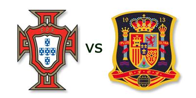 Portugal vs España en VIVO