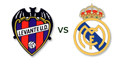Levante UD VS Real Madrid en VIVO