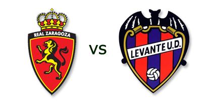 Real Zaragoza vs Levante UD en VIVO