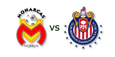 Morelia vs Chivas de Guadalajara en VIVO