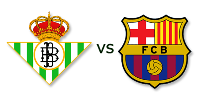 Real Betis vs FC Barcelona en VIVO