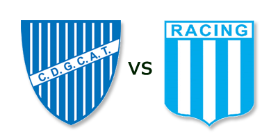 Godoy Cruz de Mendoza vs Racing Club en VIVO