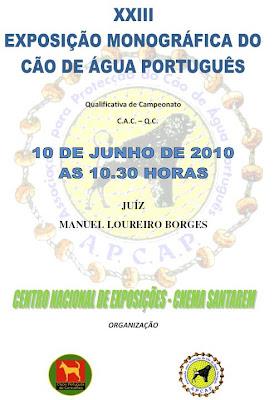 Monográfica Cão de Água Português