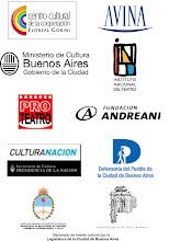 El 7º Encuentro de Teatro Comunitario cuenta con el apoyo de
