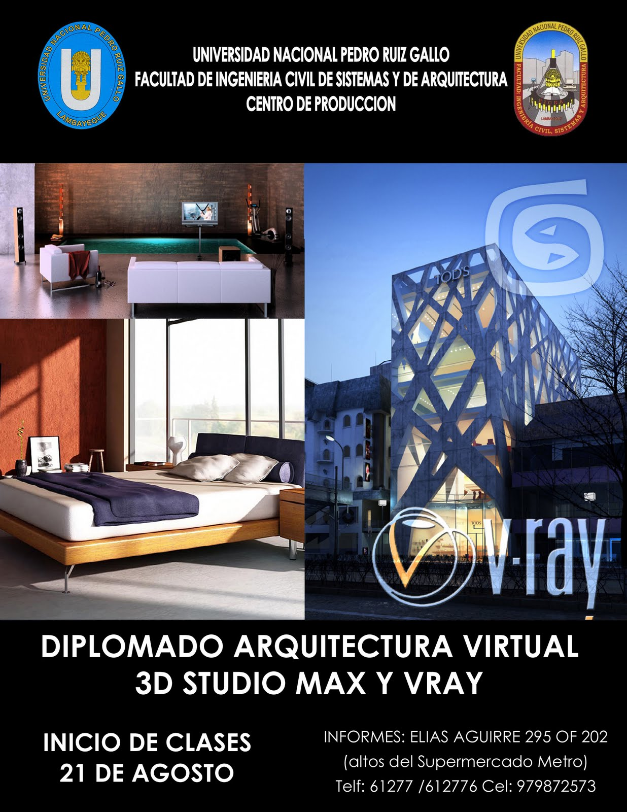 Martin ramirez 3d arquitectura virtual for Arquitectura virtual