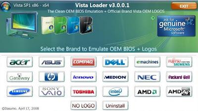 ativador windows 7 loader download baixaki