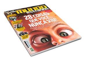Revista Mundo Estranho - Outubro de 2009