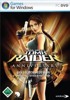 (Game PC) Tomb Raider Anniversary – FULL - 2009