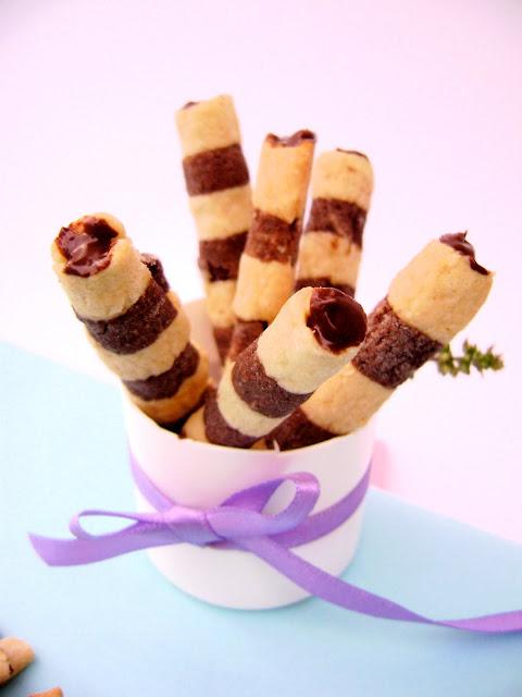 palitinho de chocolate